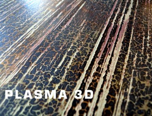 Emotional brand – PLASMA 3D