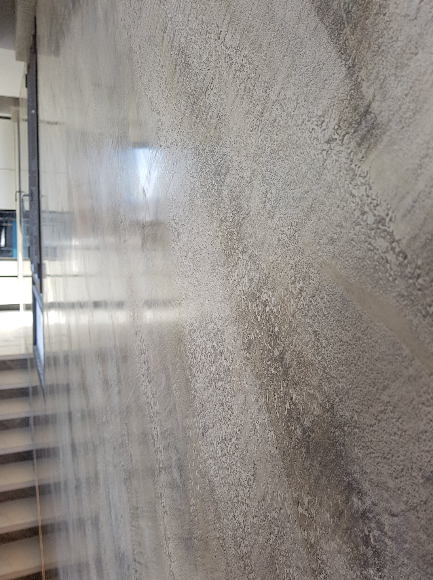 Plasmatore Ivan Lutski wall decor Infinito,marmo liquido