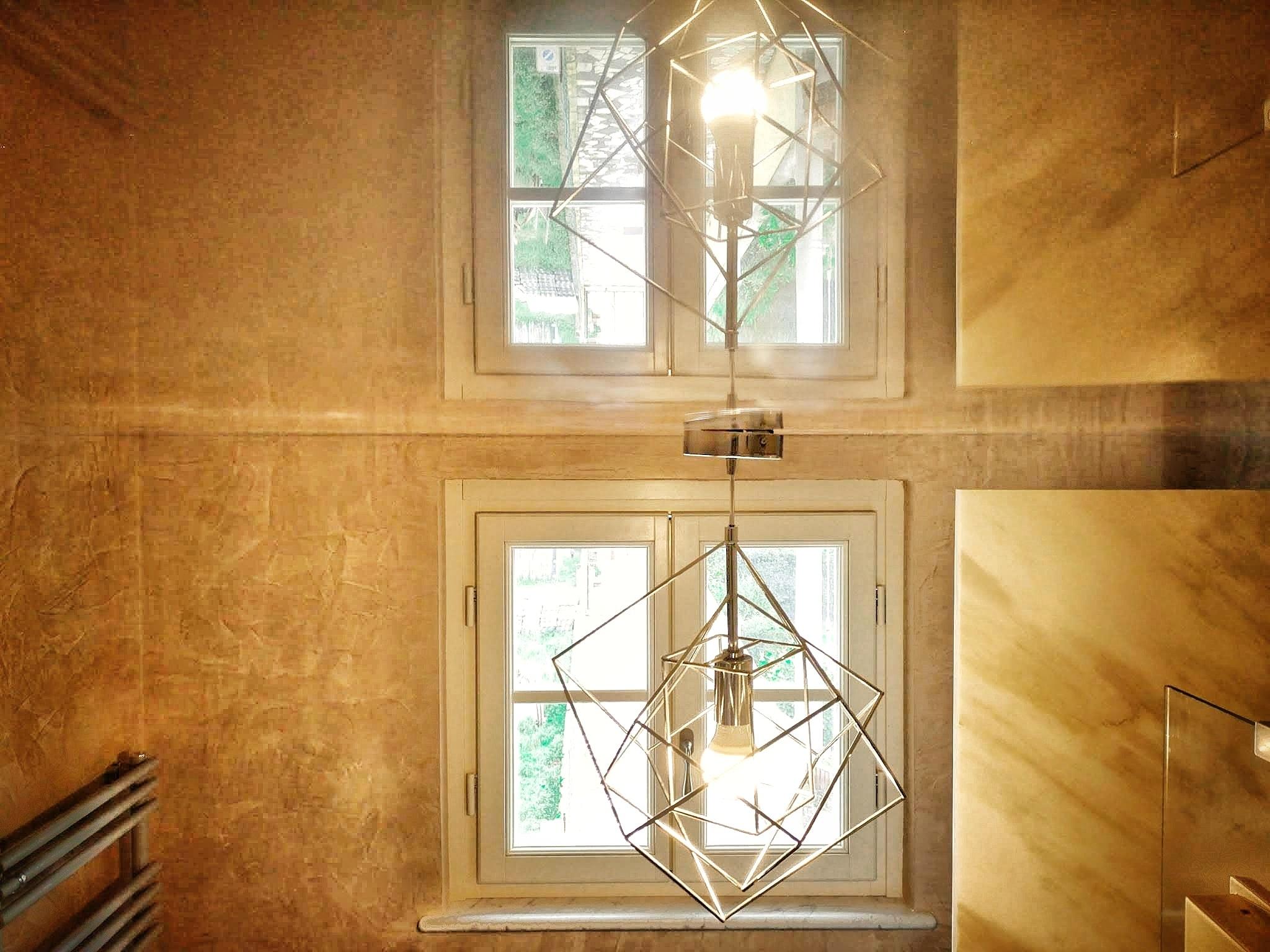 Plasmatore Italiano Simone Argiolas : Decor Wall Parete e soffitto realizzato con Riflesso