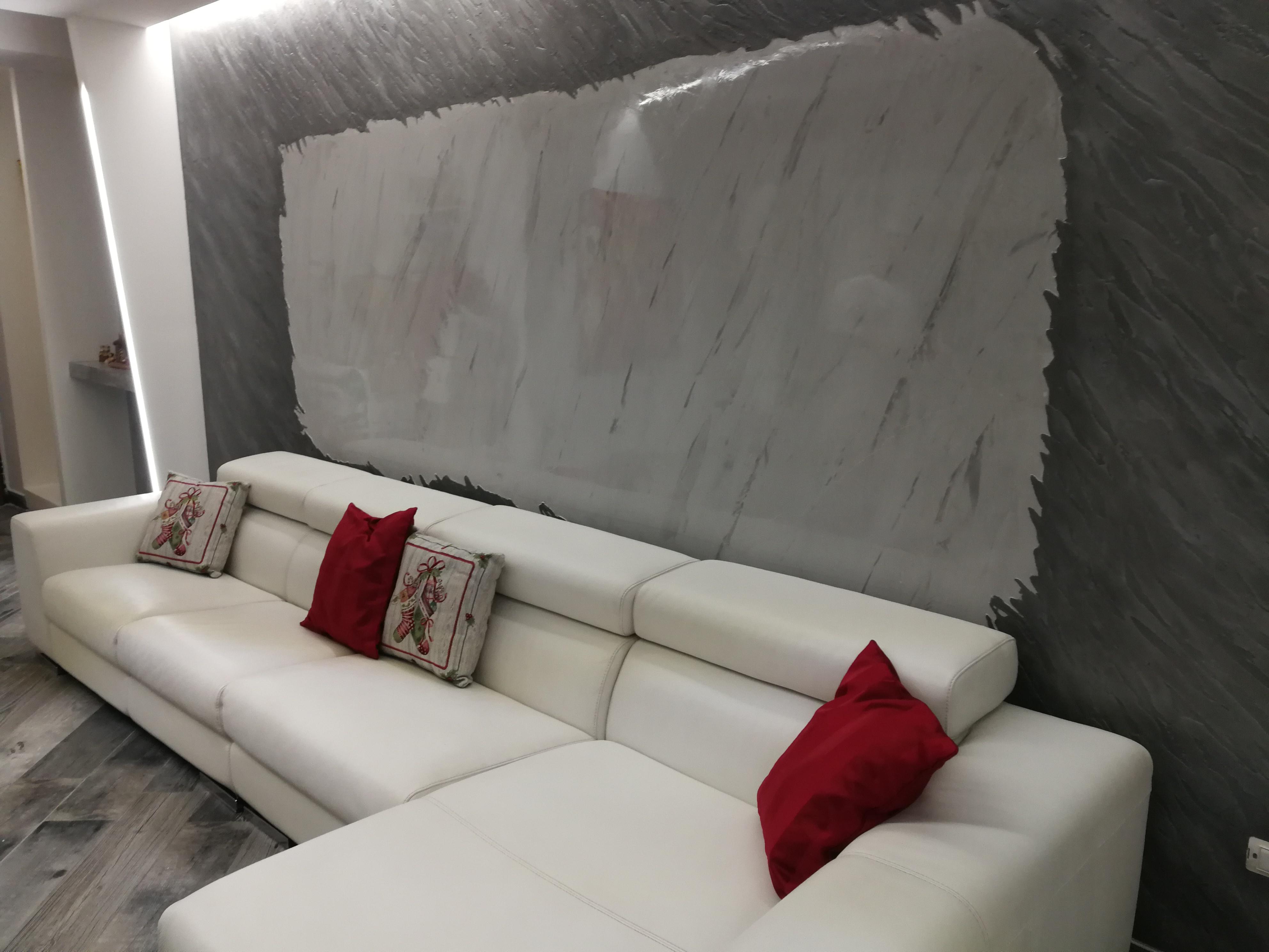 Plasmatore Italiano Antonio Saccoia creazione wall decor
